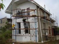 Утепление фасадов пенопластом -Одесса.